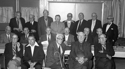 Am. Legion Hudson Post 184 Old Timers Nite 1976