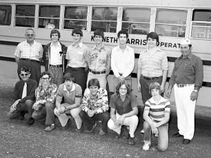 American Legion Boys State participants 1977