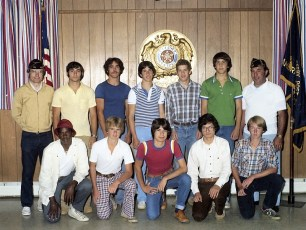 American Legion Boys State participants 1978