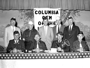 American Legion Convention & Parade G'town 1959 (1A)