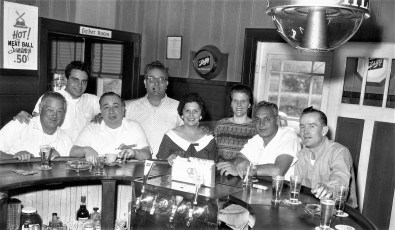 Blue Gables Grand Re Opening Linlithgo Oct. 1961 (3)