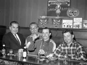 Blue Gables Halloween Linlithgo 1962