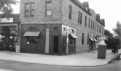 Commonwealth Bar & Grill 1940