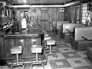 Kozel's Post Road Tavern W. Ghent 1958 (3)
