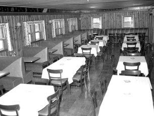 Kozel's Post Road Tavern W. Ghent 1958 (4)