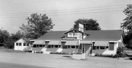 Ridgewood Inn Al & Lina's Rt. 9 Bells Pond 1964 (1)