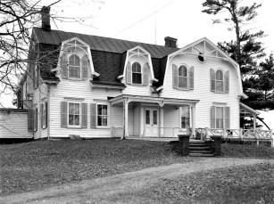 Whalesback Inn Rt. 9G Red Hook 1962 (1)
