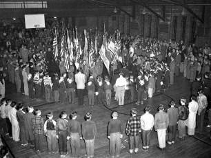 Boy Scout Orama Hudson Armory 1952 (1)