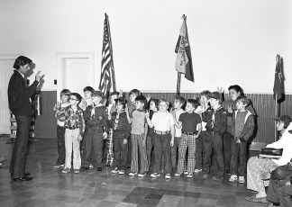 Cub Scout Pack 122 newest Scouts G'town 1975 (1)