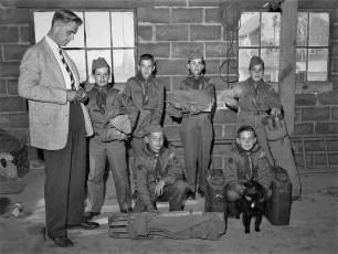 G'town Boy Scouts Troop 122 1958 (2)