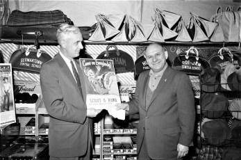 Scout-O-Rama Promo Joe Millman & Mr. Roberts 1958
