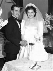 1947 Lena Loretta LaDue & Albert Bender (2)