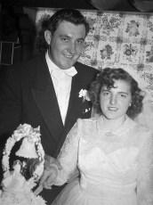 1954 Evie Rockefeller & Irving Boor (1)