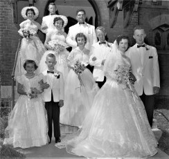 1956 Nancy Bessette & James Miller (2)