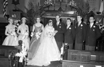 1956 Virginia Belknap & Calvin Keil (2)