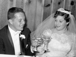 1957 Bonnie Kreig & Richard Reno (1)