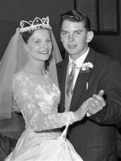 1957 Eleanor Molinsky & William McCord (1)