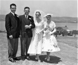 1957 Grace Isherwood & Dr. Hugh Henry (2)
