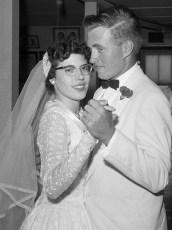 1957 Lora Beth Jones & Charles Elliott (1)
