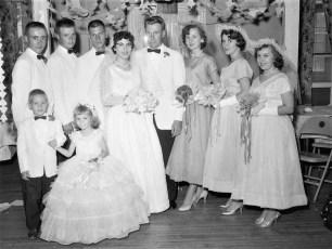 1957 Lora Beth Jones & Charles Elliott (2)