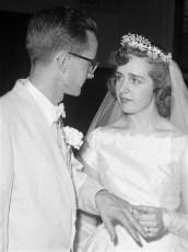 1958 Betty Burger & John Cunningham (1)