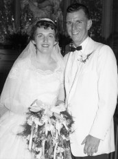 1958 Donna Wingles & William Pateman (1)