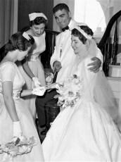 1958 Margaret Davis & Dr. Leon Smith (1)