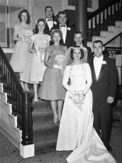1960 Carol Patterson & Thomas Buckley (2)