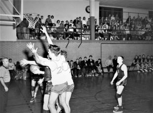 Chatham High School Basketball 1957 (2)