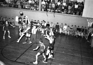 Chatham High School Basketball 1957 (4)