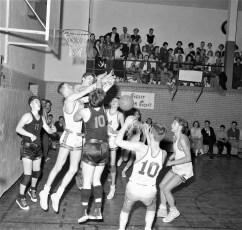 Chatham vs. Ichabod Crane at Chatham Central 1956 (1)