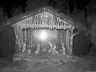 Catholic Church Nativity 1958