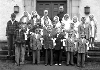 Church of the Resurrection 1st Communion 1948 (1)