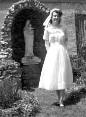 Church of the Resurrection 1st Communion 1948 (6)