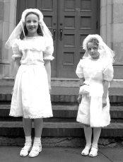 Church of the Resurrection 1st Communion 1948 (7)