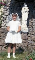 Church of the Resurrection 1st Communion Beth Delaney 1965