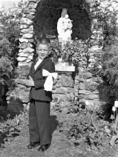 Church of the Resurrection 1st Communion Edward DeWitt 1959