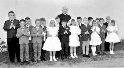 Church of the Resurrection 1st Communion G'town 1967