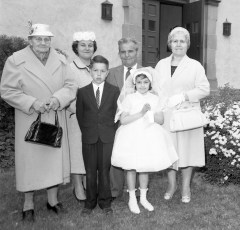 Church of the Resurrection 1st. Communion G'town 1963 (2)
