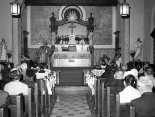 Church of the Resurrection 40th Anniversary G'town 1962 (4)
