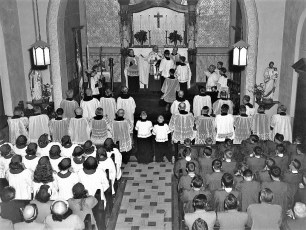 Church of the Resurrection Confirmation 1953 (2)