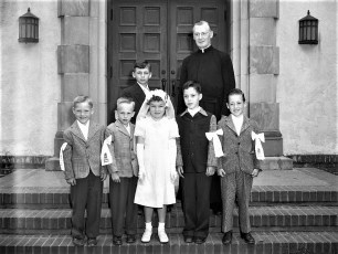 Church of the Resurrection G'town Confirmation 1952 (1)