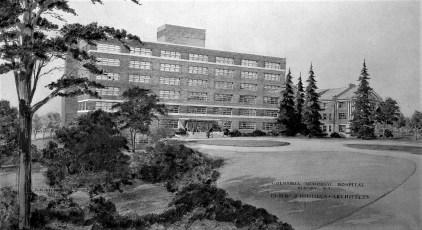 Columbia Memorial Hospital 1954 (copy)