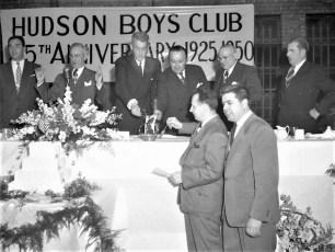 Hudson Boy's Club burning the mortgage 1950 (3)