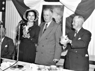 Lynch for Gov General Worth Hotel Hudson NY 1951 (2)