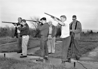 Boy Scouts & Four H at Hudson Fish & Game 1957 (2)