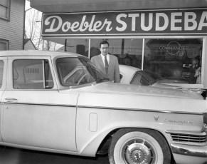Doebler Studebaker Hudson 1957