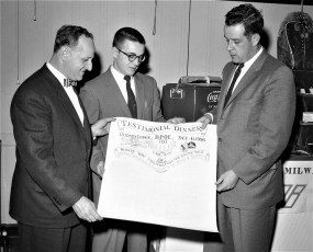 Elks Club Sports Nite Bill the Bartender Hudson 1956 (6)