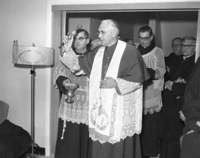 Mt. Carmel Church Opening of New Parish House Hudson 1955 (4)