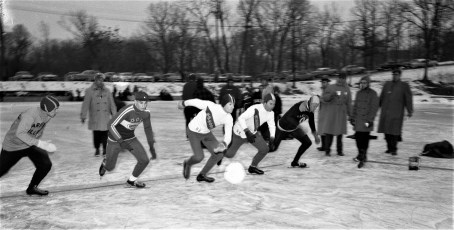 Oakdale Lake Hudson Lions Club Ice Carnival 1957 (2)